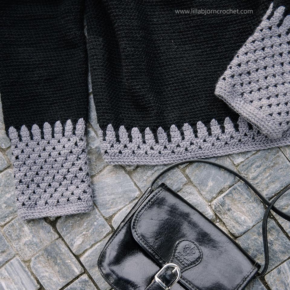 HULDRA Sweater_crochet pattern by www.lillabjorncrochet.com
