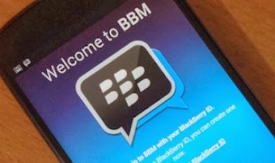 Versi RESMI BBM ™ dari BlackBerry sekarang di sini untuk Android .
