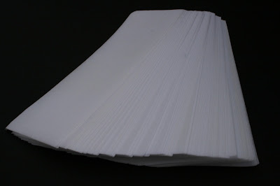 Pre-Cut Waxing Strips