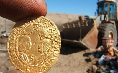 Kapal Karam Usia 500 Tahun Ditemukan di Padang Pasir