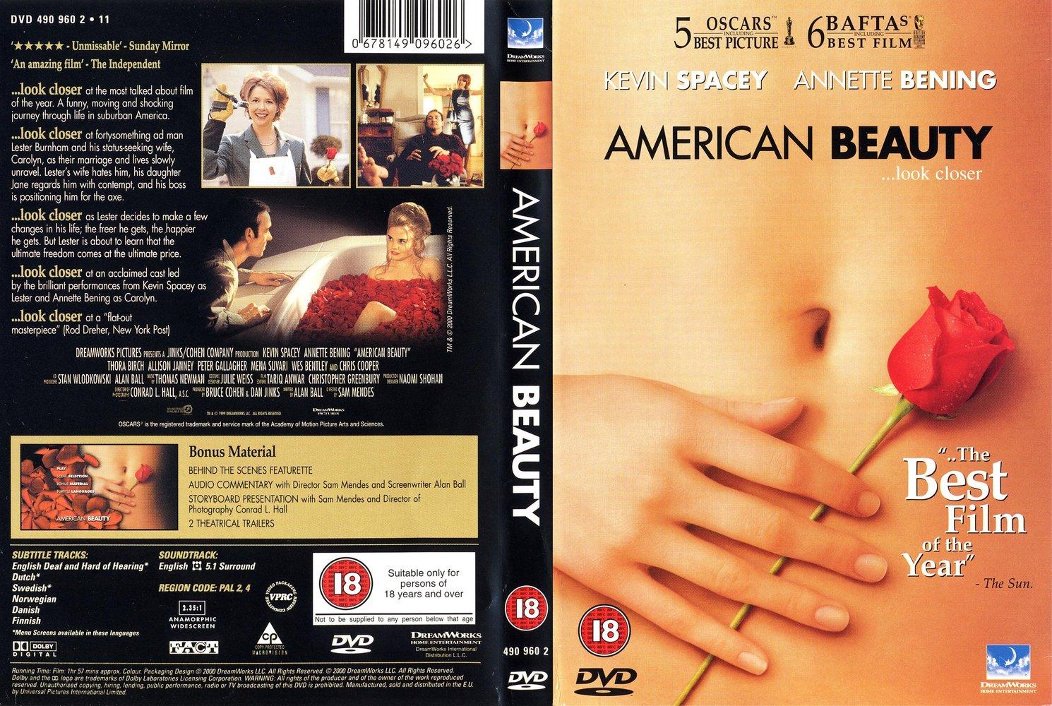 annette bening american beauty