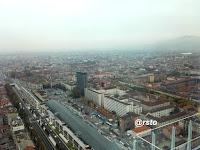 La Spina Centrale dal grattacielo Intesa Sanpaolo