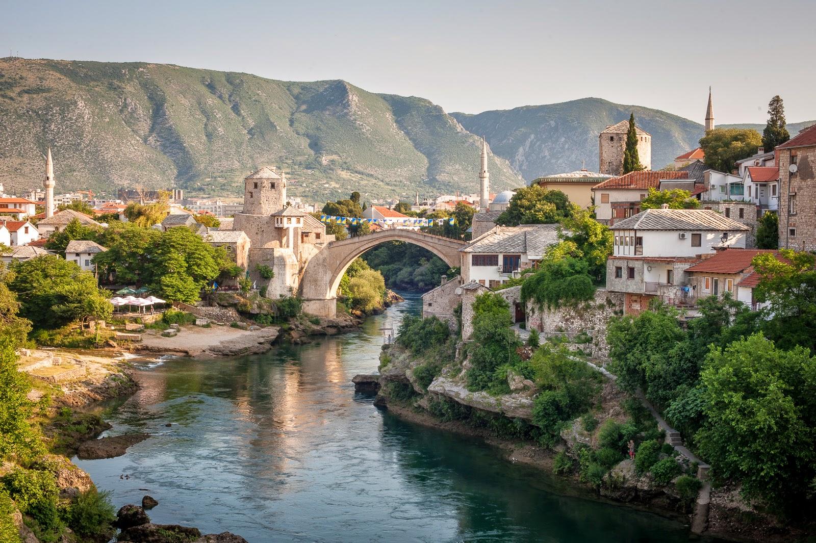 VacationTravelAdventure: Stari Most v.2, Mostar, Bosnia ...  VacationTravelA...