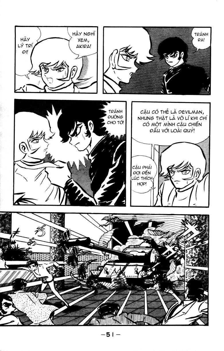 DevilMan chapter 18 trang 6