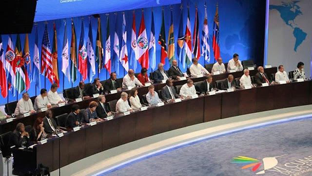 Ex mandatarios piden en Cumbre de las Américas desconocer comicios del 20-M