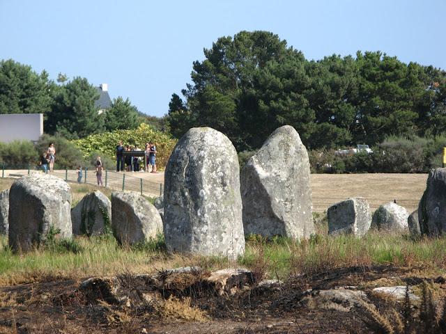 Карнакские камни. Alignements de Carnac