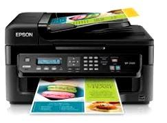 Epson WorkForce WF-2520 Printer Driver Download