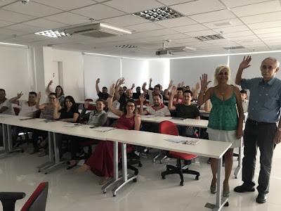 'A PLR é um incentivo ainda maior para buscar nossos objetivos junto com a empresa', afirma Patrícia Amoroso Freire