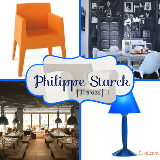 Philippe Starck: Heroes by Lucebuona  / L-vi.com