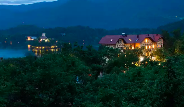 lake bled luxury hotels