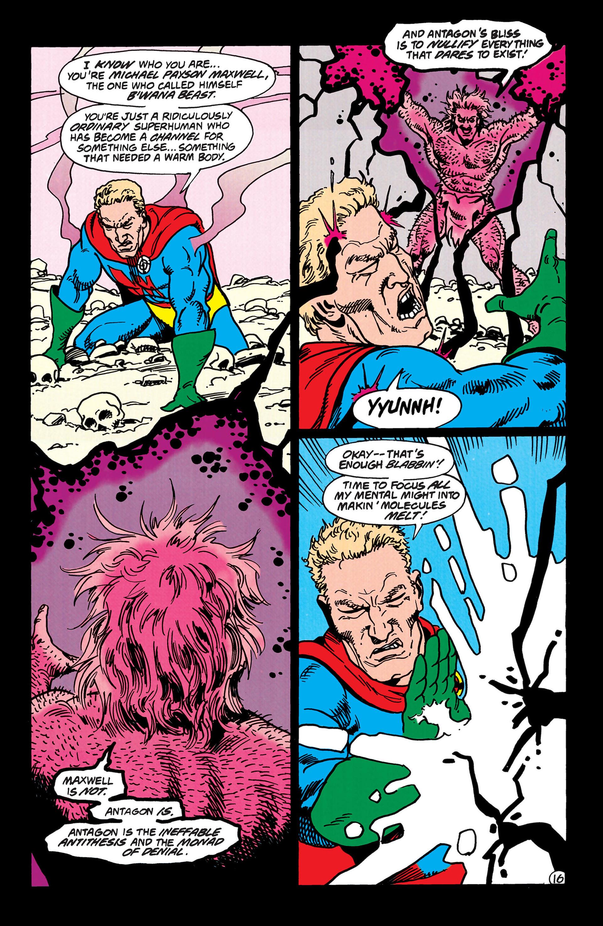 Read online Animal Man (1988) comic -  Issue #50 - 16