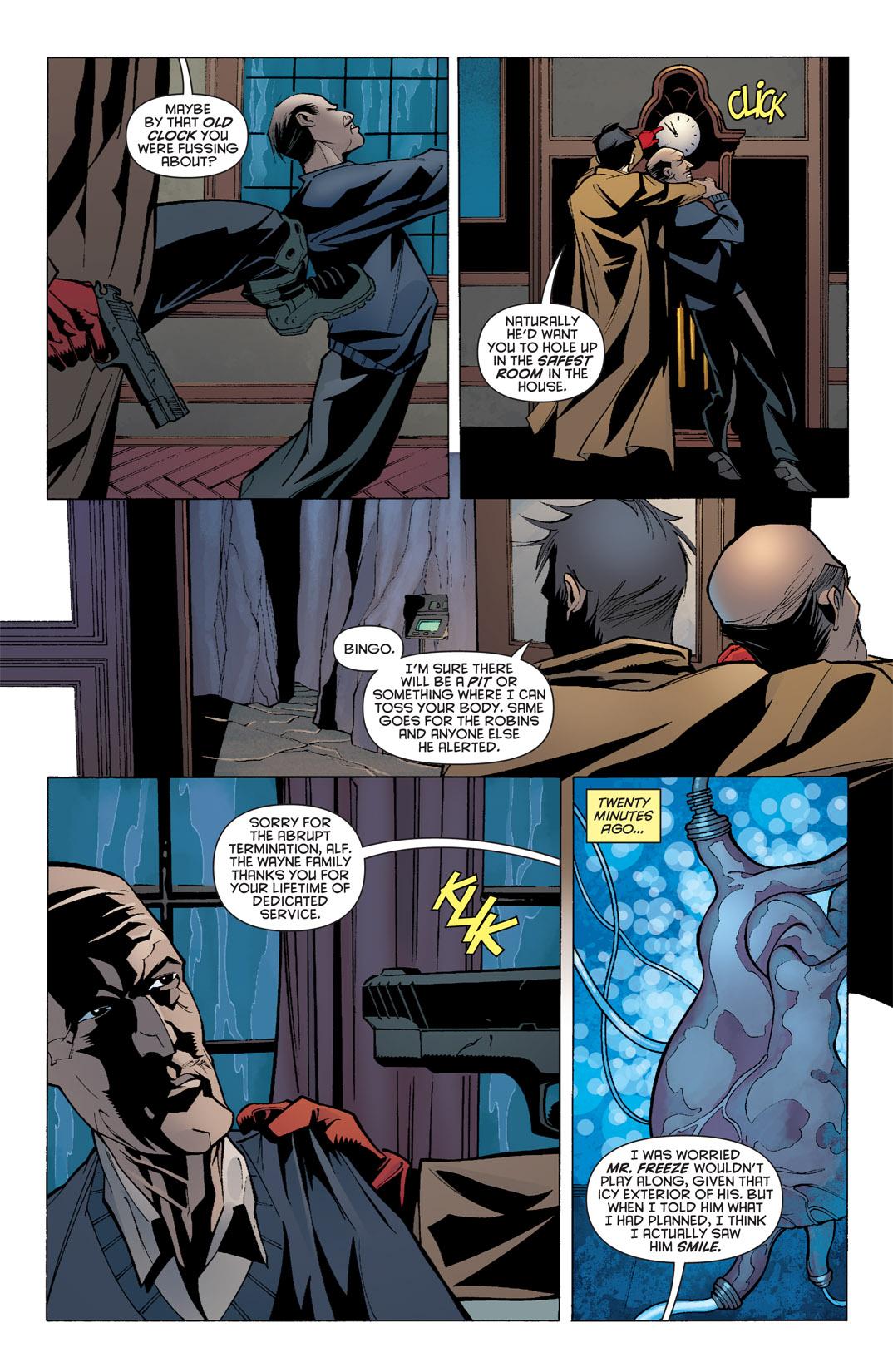 Detective Comics (1937) 850 Page 5