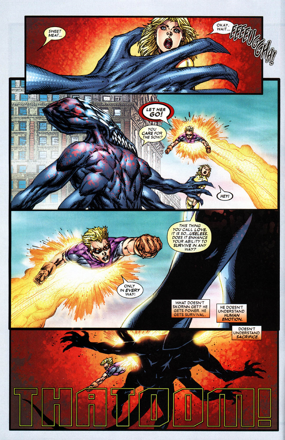 Read online X-Force (2004) comic -  Issue #6 - 8