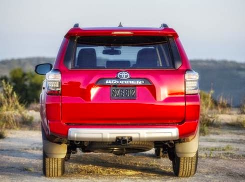 2015 Toyota 4Runner Review Australia