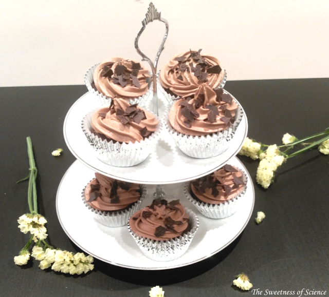 cupcakes de calabacin
