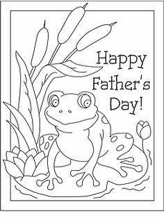 Free Happy Fathers Day Coloring Pages, Printable, Sheets