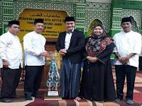 Tanjab Barat Juara Umum MQK Tingkat Provinsi Jambi