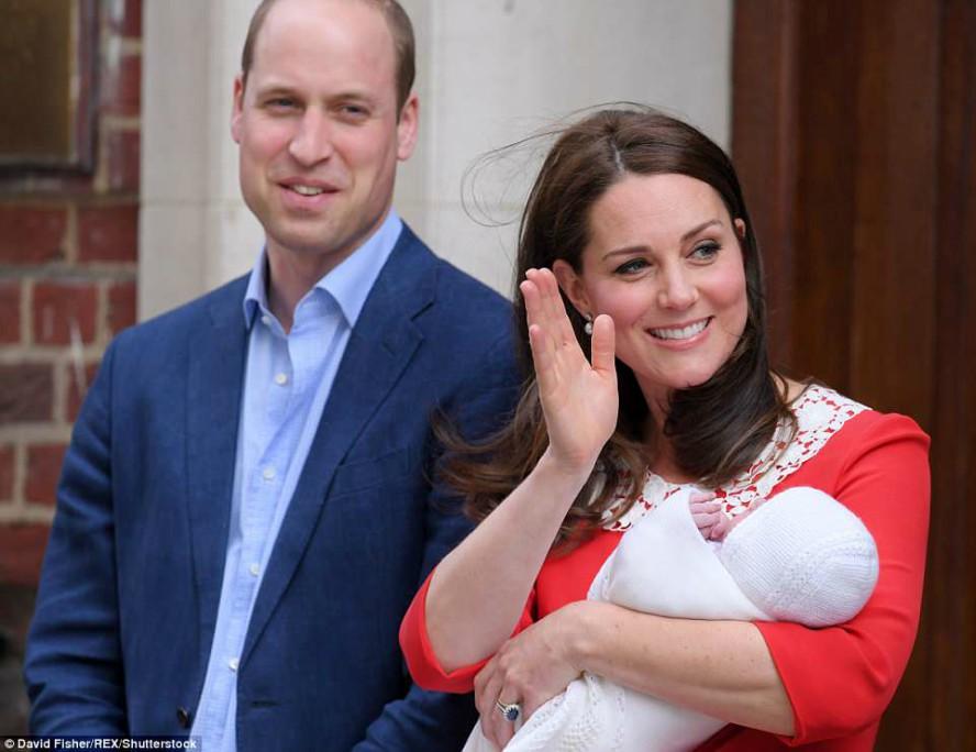 Prince William Duchess Kate Prince of Cambridge