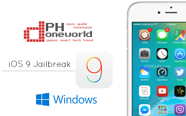 Jailbreak | Come fare su iOS 9 con Pangu per iPhone iPad e iPod con PC Windows