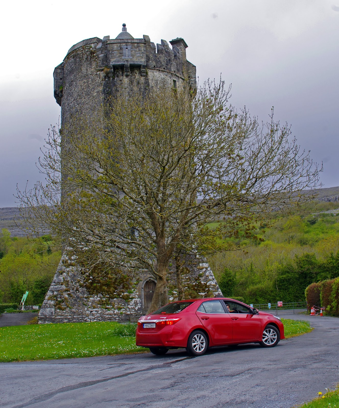 Sixt Car Hire Ireland Castle