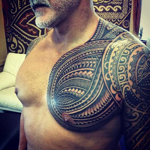 maori tribal dövmeler tattoos 48