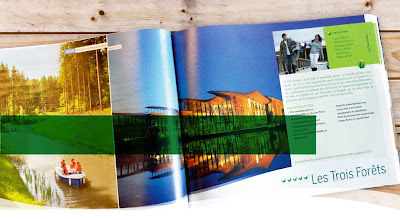 Redaktionsteam Center Parcs Katalog