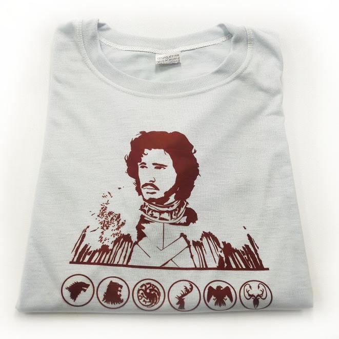 Camiseta%2BPersonalizada%2Bna%2Bcor%2BCinza - Camiseta personalizada é um presente criativo e original.