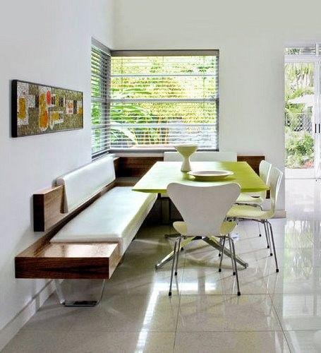 Panca Moderna Arredamento.Arredamento E Dintorni Panche Per Cucine Moderne