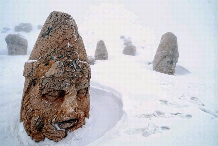 Nemrut Dağı Kış