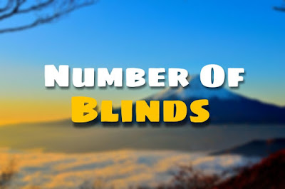 Number Of Blinds - Akbar Birbal Story