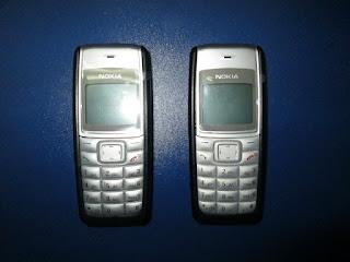 Hape Jadul Nokia 1112 Seken Mulus