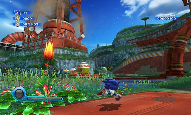 Sonic Colors screenshot 3