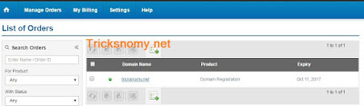 How To SetUp BigRock Custom Domain on Blogger