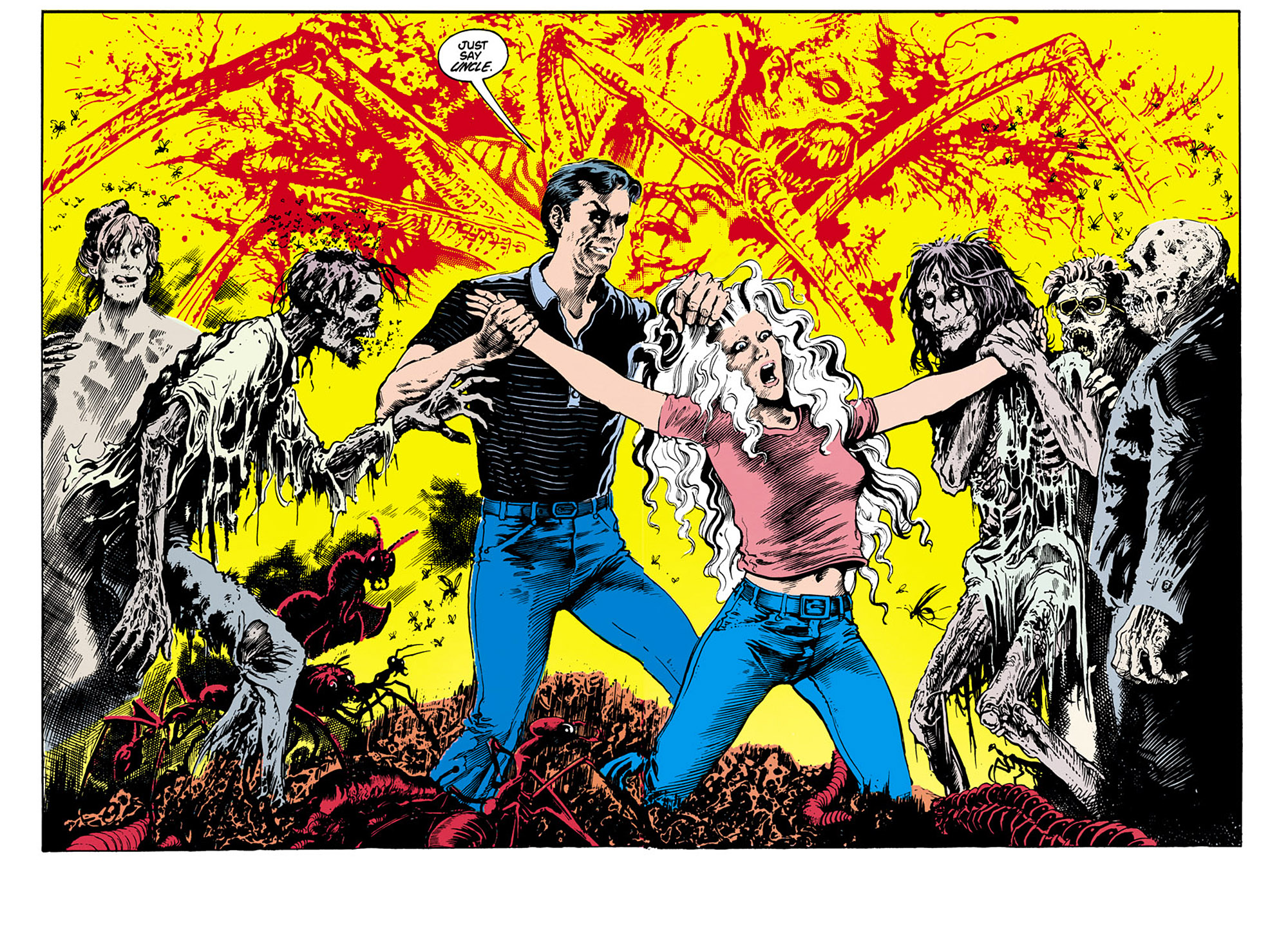 Swamp Thing (1982) Issue #29 #37 - English 22