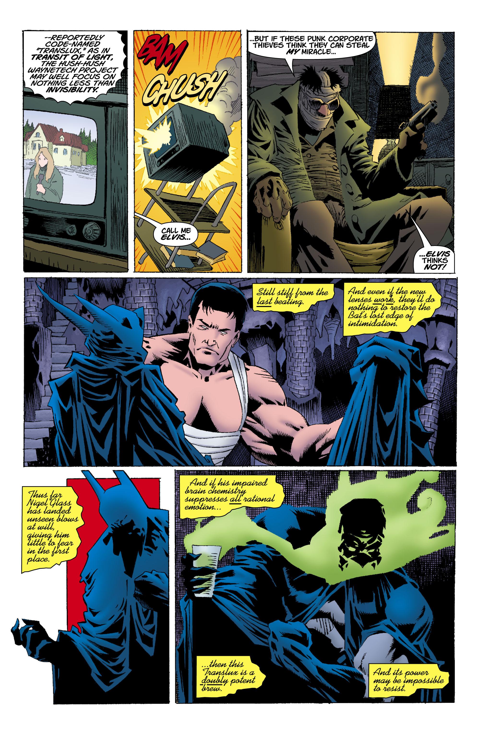 Read online Batman: Unseen comic -  Issue #5 - 5