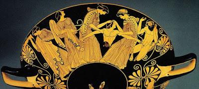 pentheus'un ölümü
