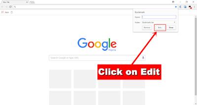 Chrome restart - Edit