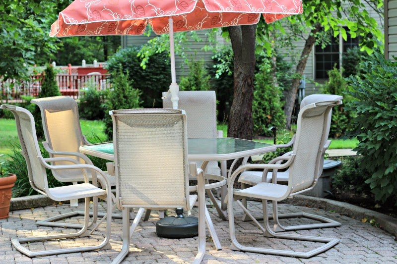 My backyard oasis! #MyGoodLife #shop