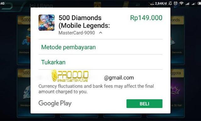 Cara Dapat Diamond Dan Skin Mobile Legends Secara Gratis
