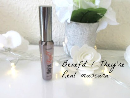 SEO CEO Benefit they're real mascara