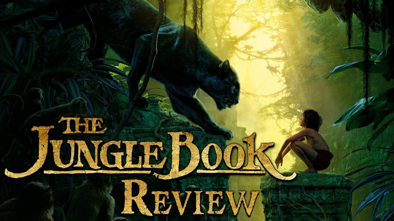 movie review The Jungle Book podcast