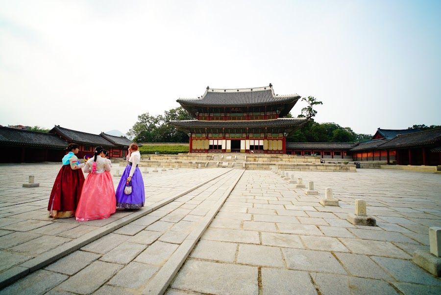 Changdeokgung, the most beautiful of Seoul main palaces