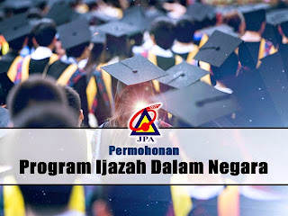 JPA PIDN Scholarship Programme for Local Degree / Diploma