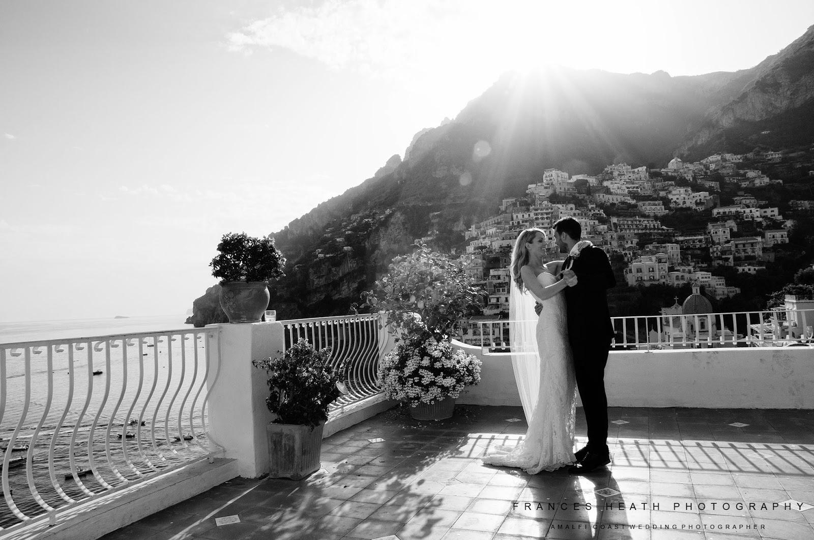 Wedding at Hotel Marincanto in Positano