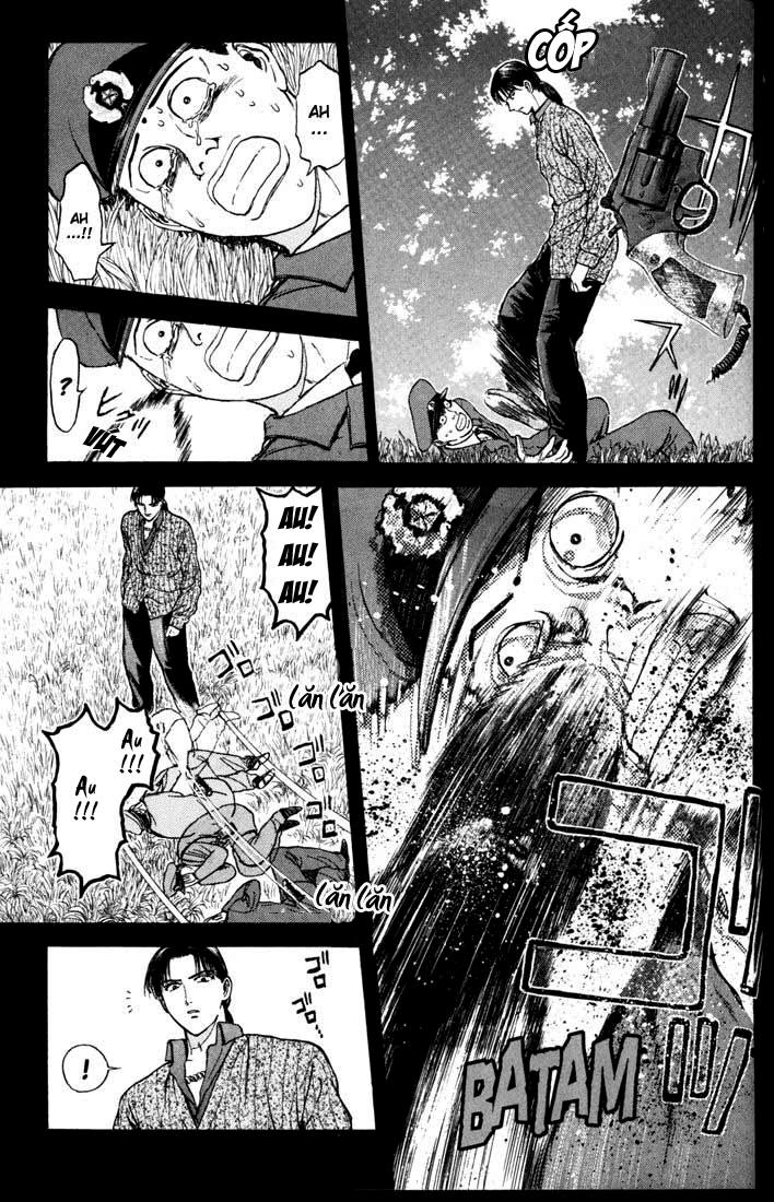 Psychometrer Eiji chapter 53 trang 10