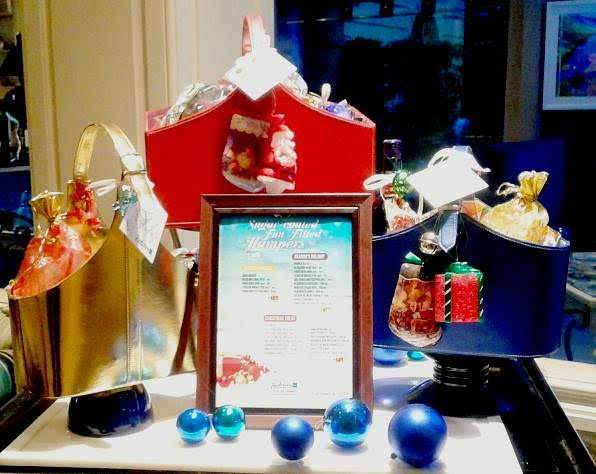 Festive Gift Hampers from Radisson BLU GRT