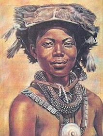Нзинга, королева Ндонго
