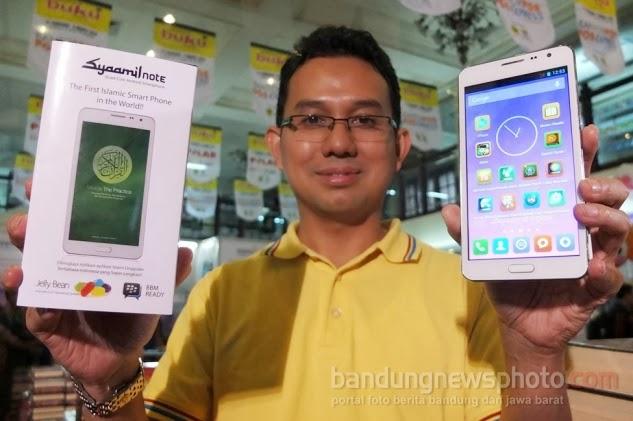 Spesifikasi dan Harga Smartphone Syaamil Note