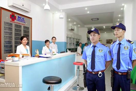 bảo vệ an ninh mục tiêu, công ty dịch vụ bảo vệ: Nhiệm vụ của nhân ...