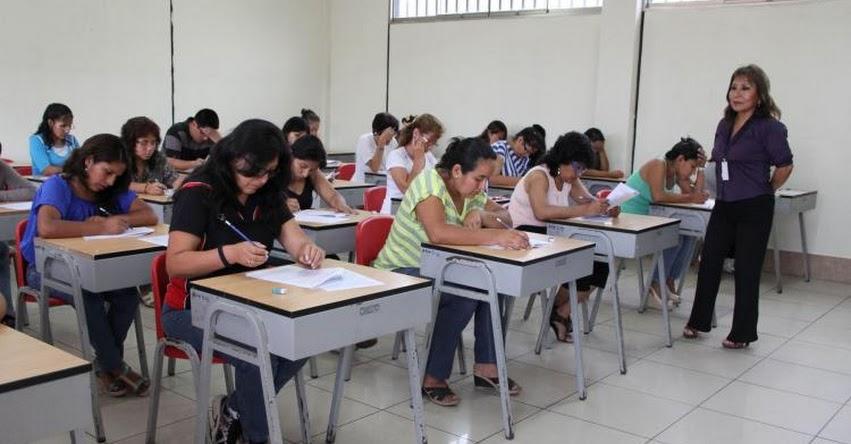 MINEDU: 24 mil postulantes clasificaron a segunda fase para Concurso de Nombramiento Docente 2018 - www.minedu.gob.pe